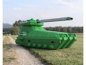 Rottweiler Grav Tank (28mm)