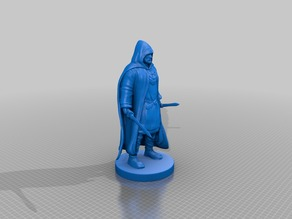 Hood Army colection 2019 (x3 miniatures)