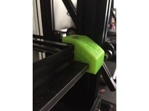 East3D gecko coreXY x-y pulley brace