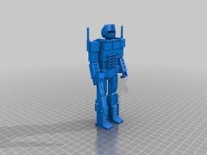 Optimus Prime Robot-Mode