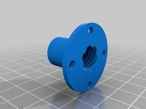 T10 trapezoidal screw