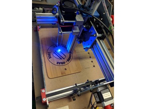 Lasercutter Oversee Icon