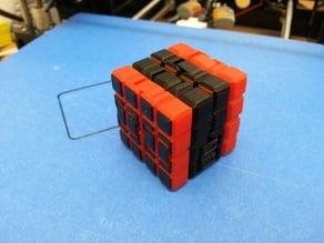 Kobayashi Fidget Cube (Infinity Cube, parametric)