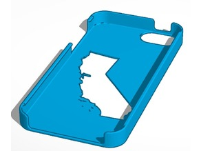 California Case for 5/5S/SE