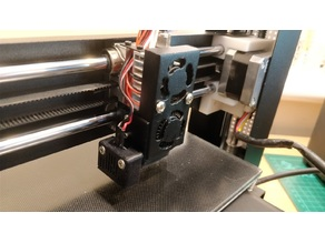 JGAurora A5 Infrared Side Autobed Level modification