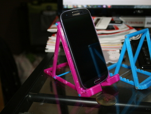 Collapsible Phone and Tablet Stand