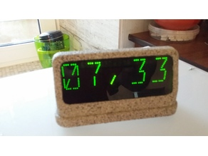 LED Clock from RoboC