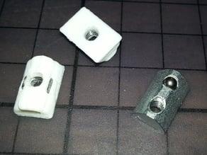 M3 Nuts for 20/20 Misumi type aluminium extrusions