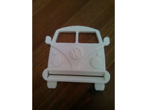 VW Camper Van Paste Pusher