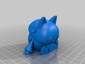 Remix - Tiny articulated bot - cat version