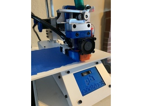 Printrbot Simple Pro E3D adapter, Cooling and More