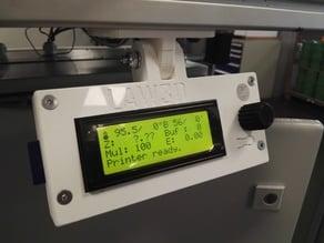 Reprap LCD2004 Enclosure