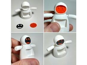 Joy Robot Miniature (Miniatura do Robô da Alegria)