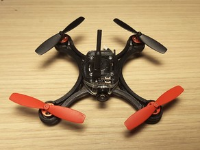 Micro Quad fpv Racer 100mm  Brushless 0703 1S 20.000kv