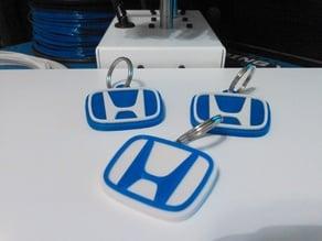 Mikes Honda Key Fob