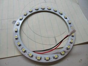 Cupcake/ToM  LED Ring