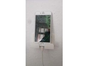 Phone wall dock