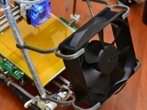 Huxley 120mm x 38mm outer-edge fan mount