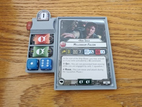 Star Wars Armada - Squadron Dashboards - connectible