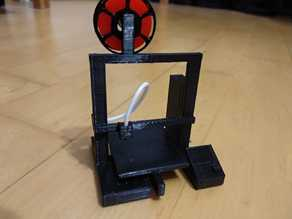 Ender 3 Printable Mini Model with Spool