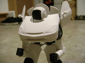 Insight/Asimo Transformer