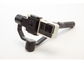 Gopro Hero 5 Gimbal Mount