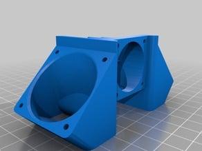 E3D V6 Fan mount