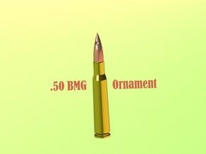 .50 BMG Ornament