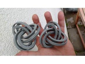 ZEAKs 4Loops Torus Knot