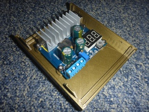 100W Step-Up Boost Converter Ultimate Box