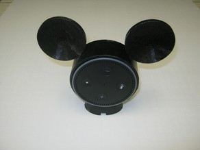 Echo Dot Mouse