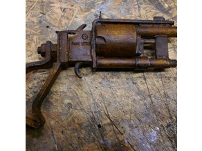 Pipe Revolver from fallout 4