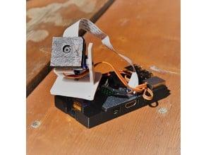 Raspberry Pi camera Pan Tilt Servo