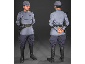 Clone Officer Legion Scale