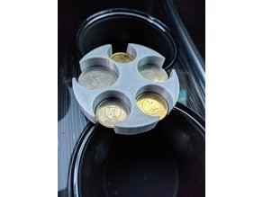 Kuwaiti car coin holder