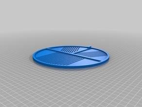 Bahtinov for small build platforms