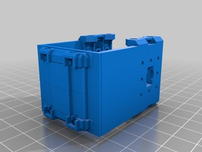 Bioloid Dynamixel Case / Brackets