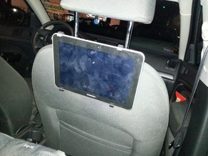 Galaxy Tab 8,9 car / desk holder.