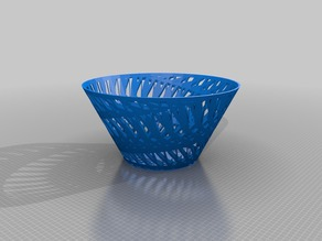 My Customized Spiral vase customizer v1