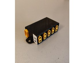 XT60 multi-connector-box