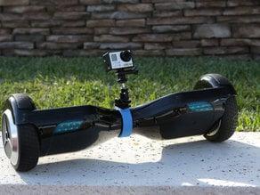 Hoverboard GoPro Mount