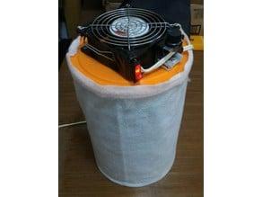 DIY Air filter(DIY 簡易 空氣濾清器)