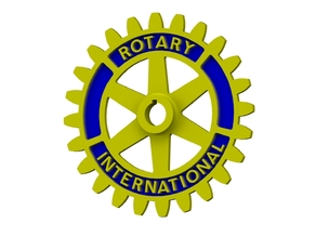 Symbol for Rotary International