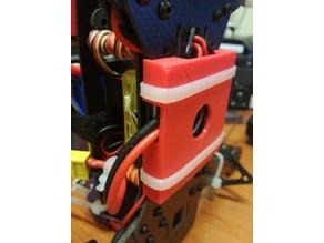 PDB cover for 250 carbon fiber frame quadcopter