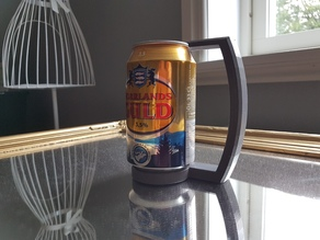 Beer Can Handle