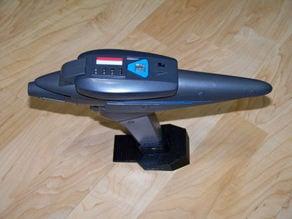 AA/DST Star Trek 3 Movie Phaser display base