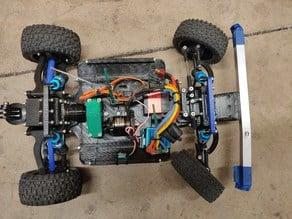 3D printed RC Car V2 (Rear Assembly) [3 of 3]