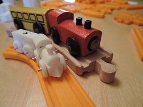 brio mini: train set
