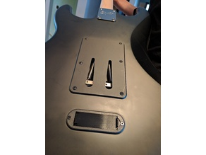 Squier Stratocaster Battery Lid