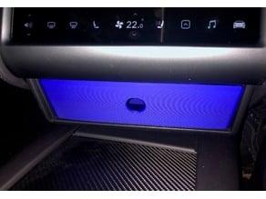 Tesla Model S RHD Centre Console Tray